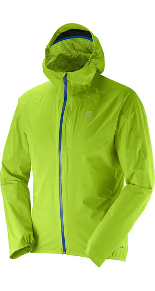 Salomon M's Bonatti WP Jacket Granny Green
